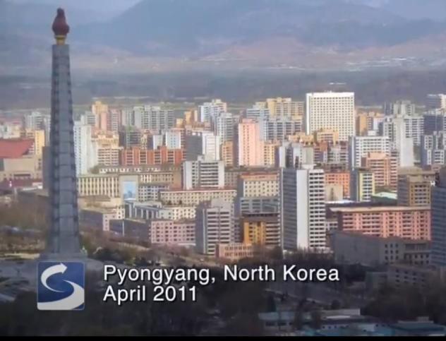 večna vatra pyongyang