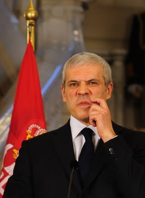 Mr Boris Tadic President of Serbia