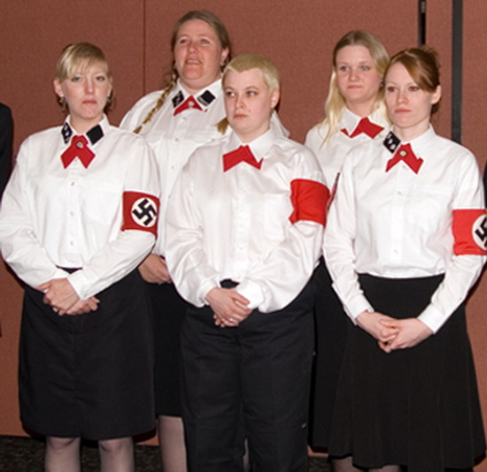 Neo Nazi Youth Resnik
