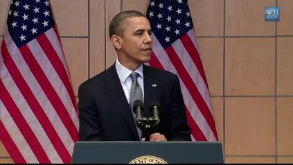 Obama- Obecavam, SAD nece dopustiti genocid kao onaj u Srebrenici (VIDEO)