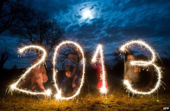 Sretna Nova 2013