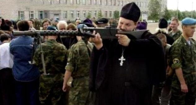 Sveštenik pod oružjem