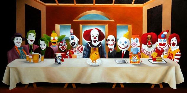 clowns_last_supper