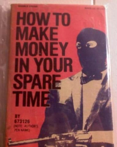 spare time make money book