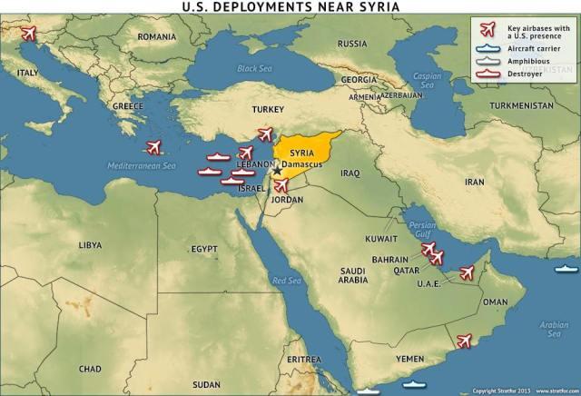 stratfor sirija