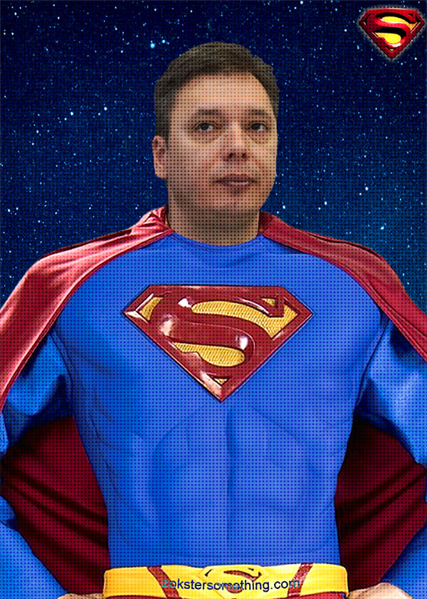 vucic superman