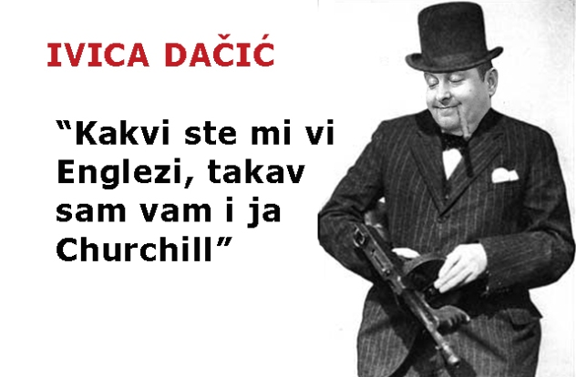 Ivica Dacic aka Churchill 2