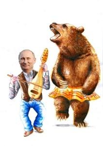Putin i njegov kucni ljubimac