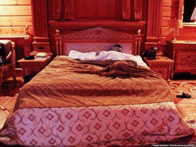 janukovicev krevet