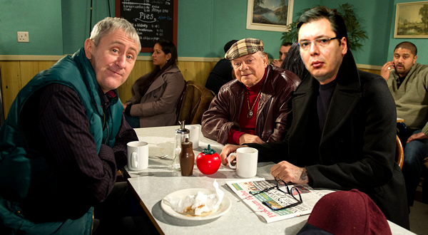 Only Fools and Horses Vucic