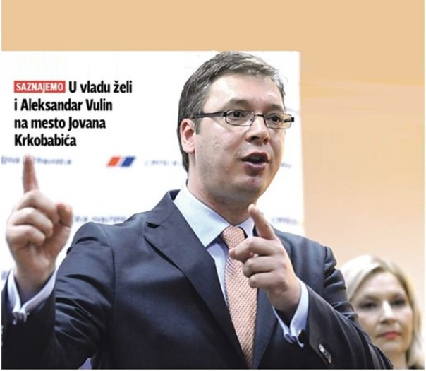 Kada nam Rusi ne budu pravili vladu ona će imati 12 ili 13 ministarstava