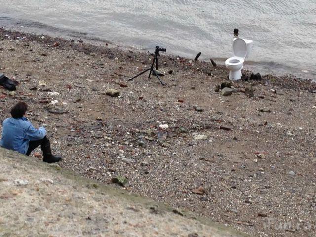postavljen kamen temeljac beograda na vodi