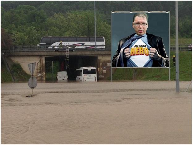bilbordski potop