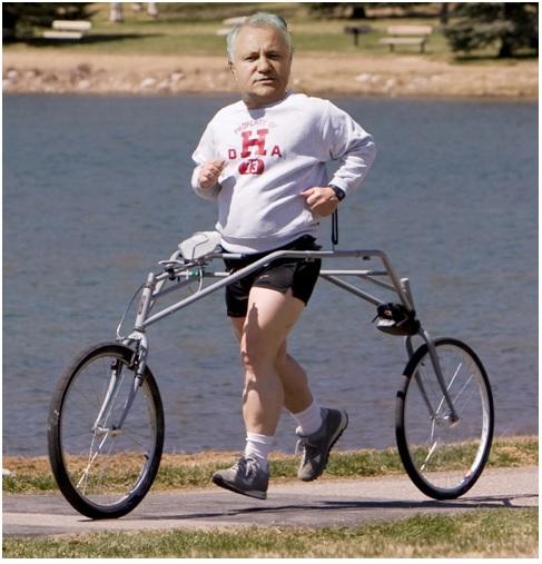 Opljačkao banku, pobegao biciklom