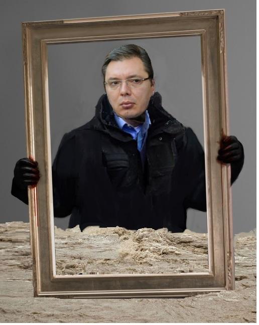 portret premijera