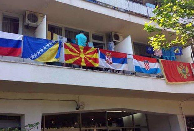zastave balkana