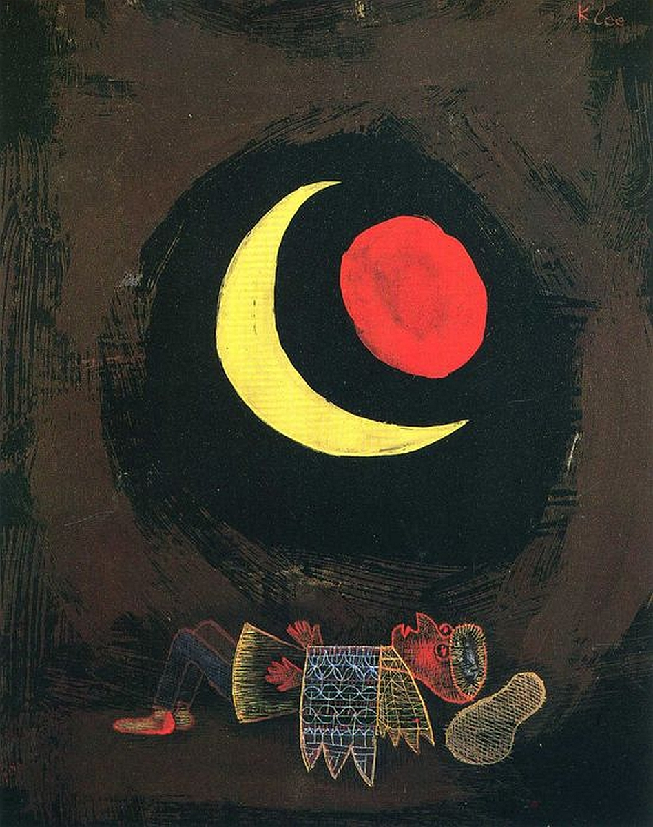 Paul Klee ~ Strong Dream, 1929