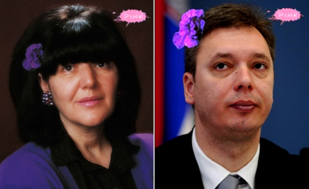 Mirjana-Mira-Milosevic-i-Aleksandar-Vucic