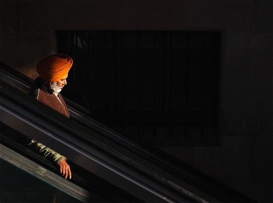 savetnik za pokretne stepenice