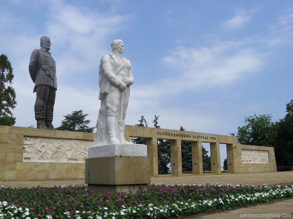 Oslobodiocima Beograda 1944 2014 Zs Blog