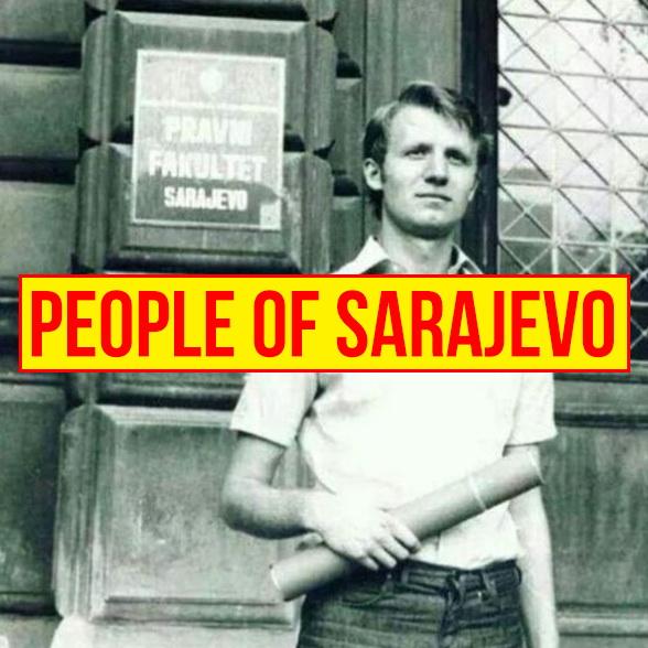 Nadrealistički integracionizam - Početak saradnje sa People of Sarajevo