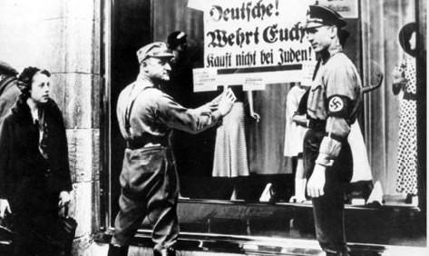 Njemacka plakat Kristalna nocijpg