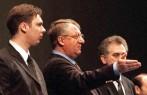 SERBIA - SESELJ/RADICAL PARTY CONGRESS/LEADERSHIP