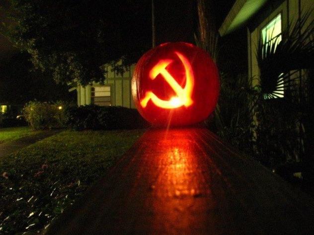 Noć veštica u bivšim socijalističkim državama