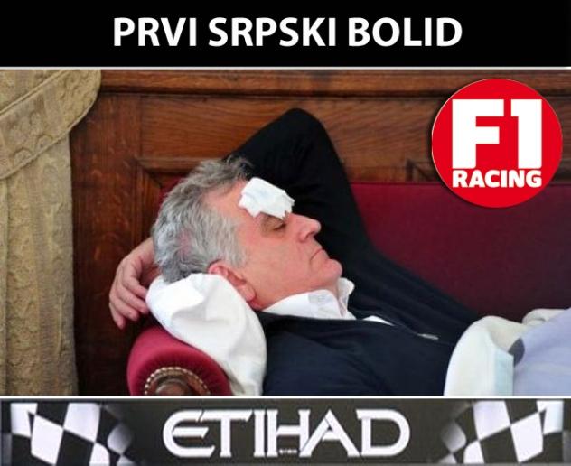 prvi srpski bolid