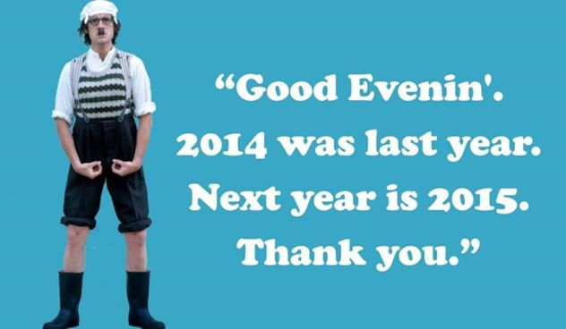 Monty Python_ A New Year's message from Mr. D. P. Gumby