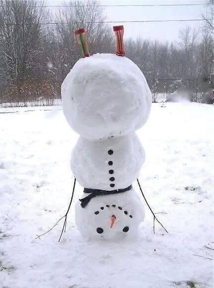 vulin napravio sneška belića