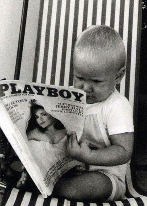 admin kad je bio beba