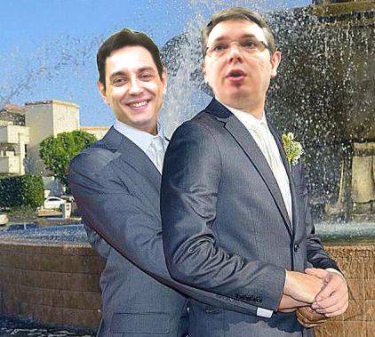 prva gej svadba u beogradu na vodi