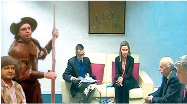 brisel - 'stigla delegacija srbije, razgovori mogu da pocnu'