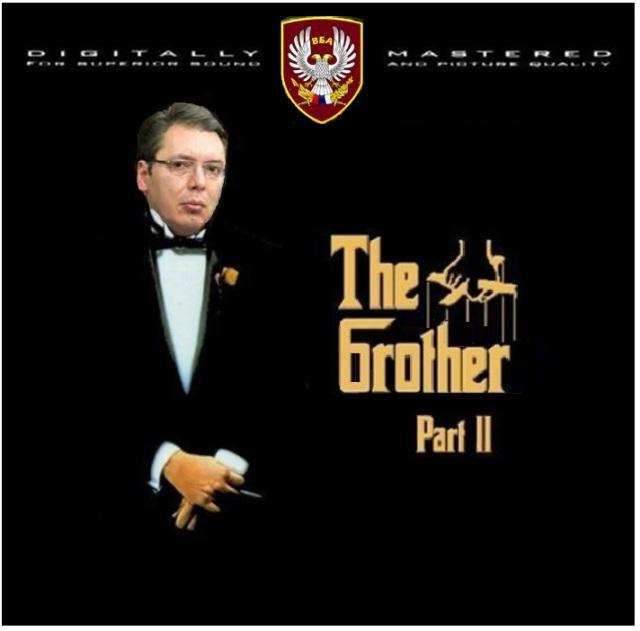 'the brother I' je povucen iz distribucije
