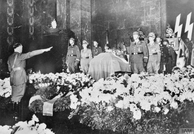 Reinhard Heydrich Funeral