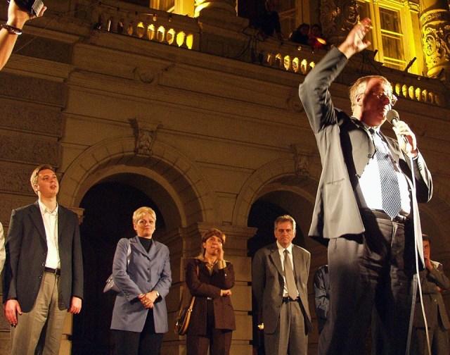 vlada, narodna banka, skupština i predsednik u senci