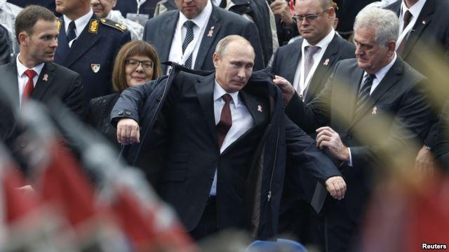 Putin u BG
