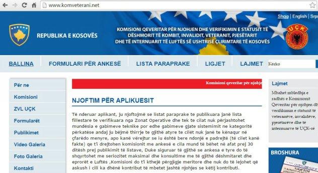 sajt kosovo