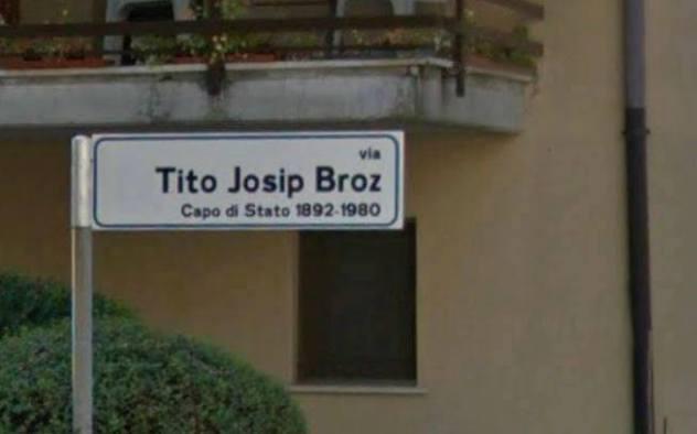 tito ulica italija