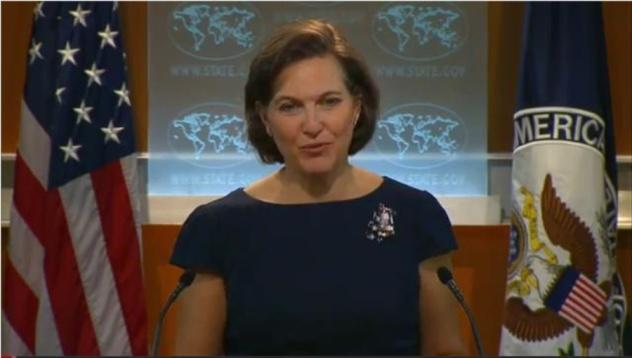 Viktorija Nuland, pomoćnica državnog sekretara SAD