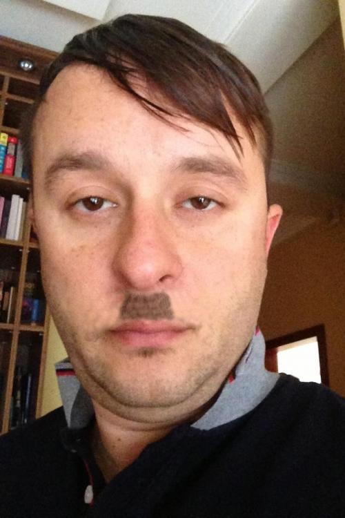 Ivan ivanovic selfie