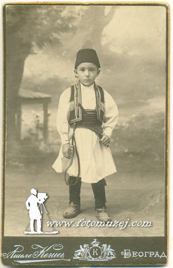srpska genetika 1860-1918