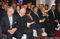 Među prisutnima bio je i režiser Emir Kusturica (u sredini)