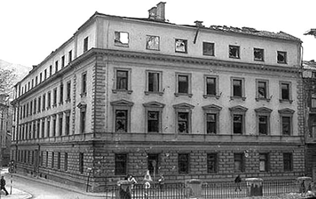 orijentalni insitutut sarajevo