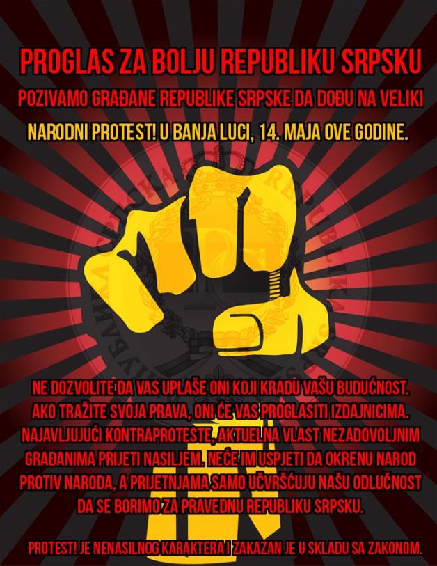 protest banjaluka