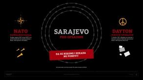 Sarajevo pod opsadom
