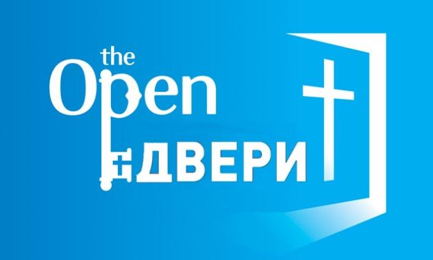 The Open Door logo