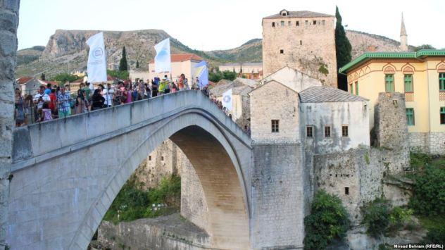 """Svečanost """"Mostar ne zaboravlja svoje prijatelje"""", Mostar, 23. juli 2016., foto: Mirsad Behram"""