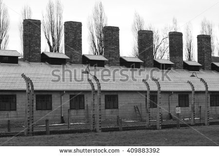 stock-photo-krakow-poland-dec-the-wall-of-death-where-prisoners-from-block-were-brought-to-409883392